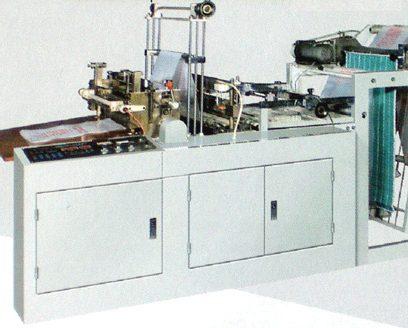 Boş Poşet Makinesi